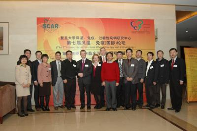 The 2nd InSCAR meeting
